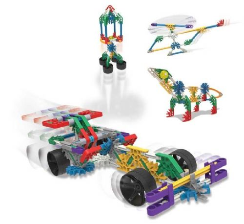 Knex - Imagine 10 Model Fun Building Set